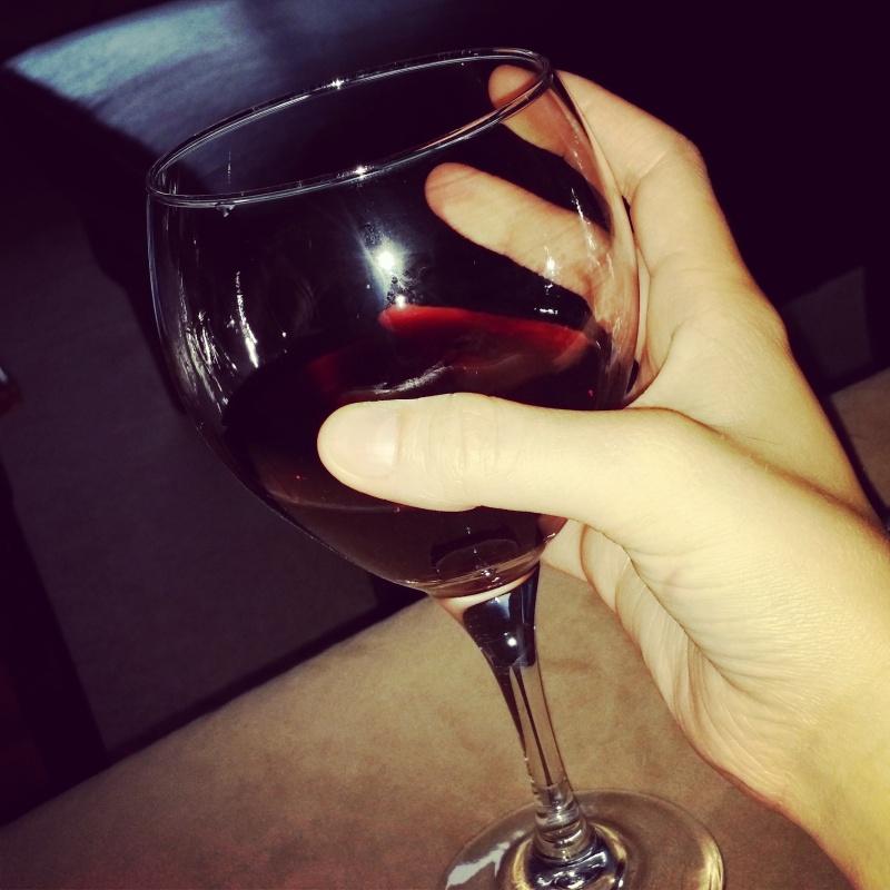 wine pino noir